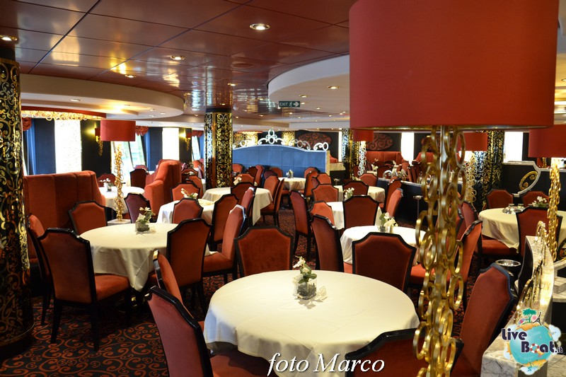 Ristorante Panoramico Villa Rossa - Msc Divina-90foto-msc_divina-liveboat-yacht_club-jpg