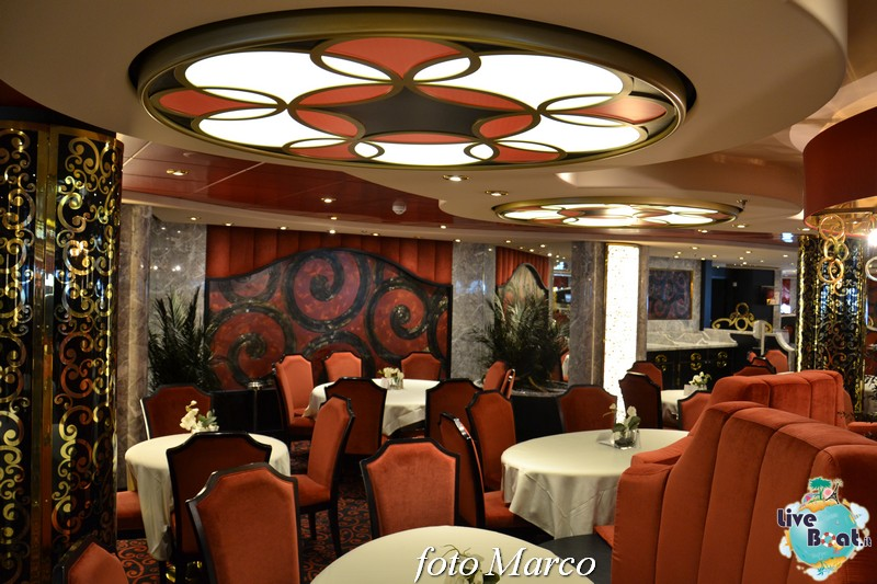 Ristorante Panoramico Villa Rossa - Msc Divina-93foto-msc_divina-liveboat-yacht_club-jpg