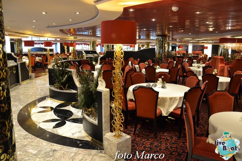 Ristorante Panoramico Villa Rossa - Msc Divina-94foto-msc_divina-liveboat-yacht_club-jpg