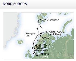2015/06/07 MSC Splendida Germania, Norvegia, Svalbard and Jan Mayen Islands-crociera-msc-splendida-itinerario-jpg