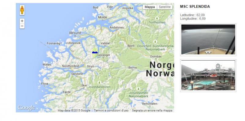 2015/06/07 MSC Splendida Germania, Norvegia, Svalbard and Jan Mayen Islands-web-cam-msc-splendida-jpg