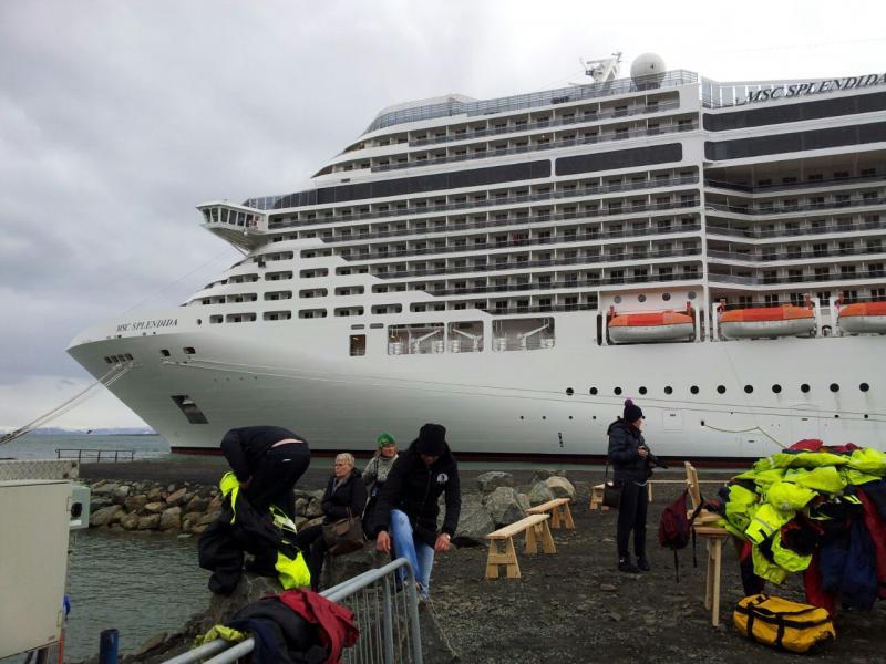 2015/06/13 - MSC Splendida - Longyearbyen-uploadfromtaptalk1434197931193-jpg