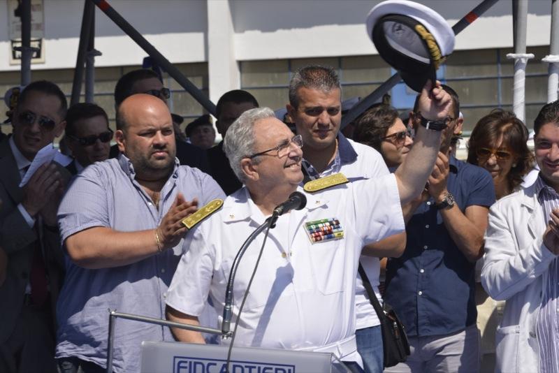 """Varato il pattugliatore """"Ubaldo Diciotti""""-_fil8165-jpg"""