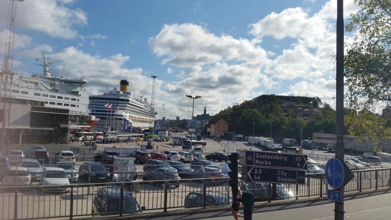 2015/08/29 Costa Luminosa Partenza da Stoccolma-uploadfromtaptalk1440837159382-jpg
