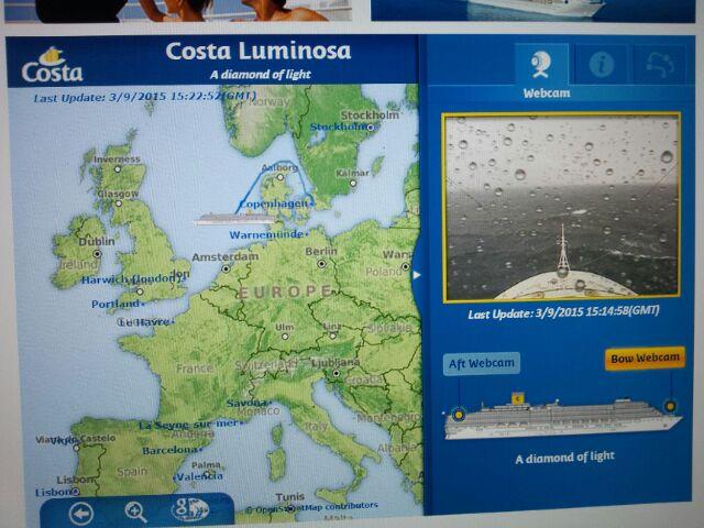 2015/09/03 Costa Luminosa Navigazione-uploadfromtaptalk1441294567430-jpg