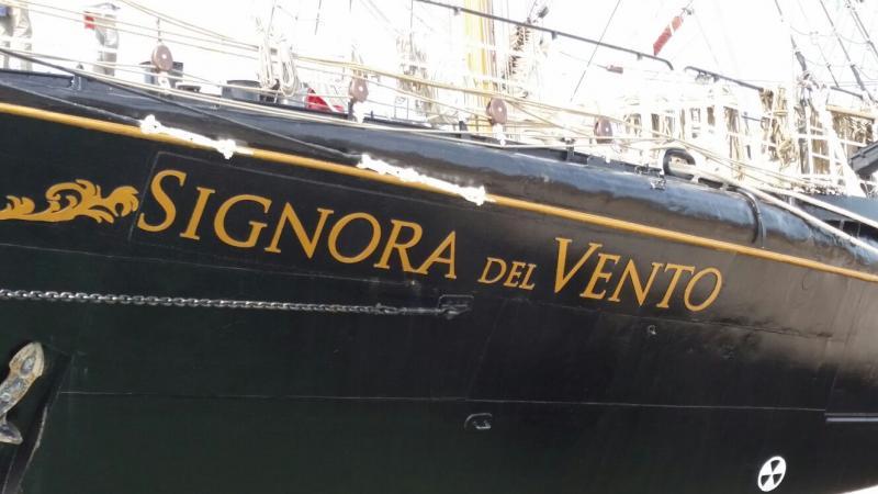 2015/09/08 La Signora del vento- Piombino- partenza--uploadfromtaptalk1441718416794-jpg