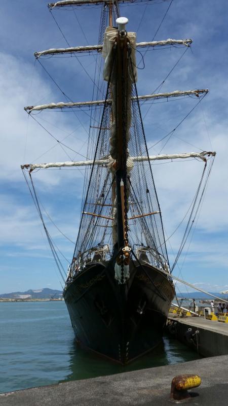 2015/09/08 La Signora del vento- Piombino- partenza--uploadfromtaptalk1441726944121-jpg