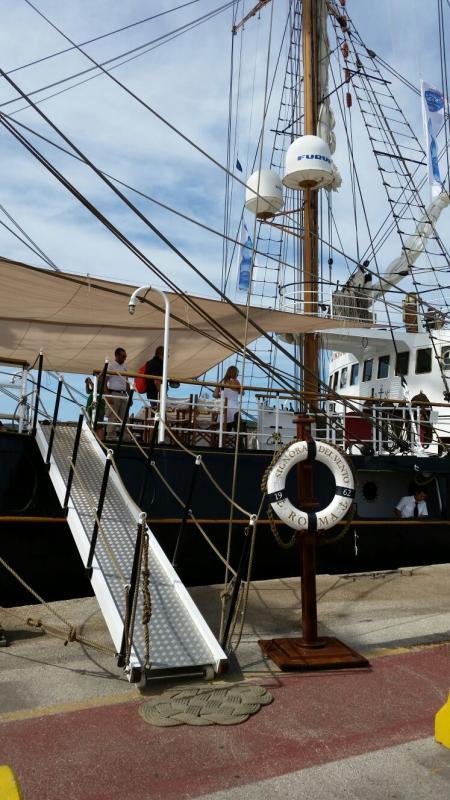 2015/09/08 La Signora del vento- Piombino- partenza--veliero-signora-vento-diretta-liveboat-crociere-forum-5-jpg