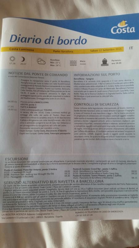 2015/09/12 Costa Luminosa a Barcellona-uploadfromtaptalk1442054554616-jpg