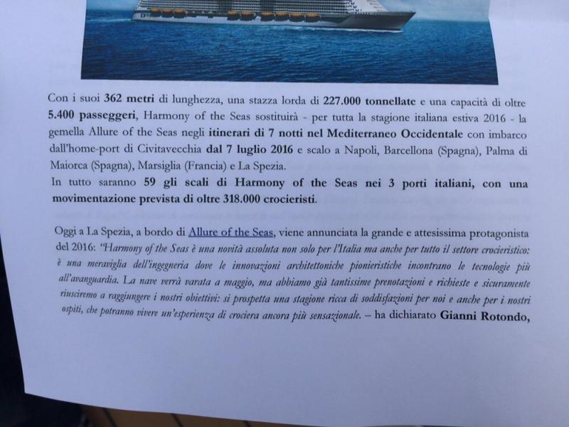 Harmony of the seas presentata oggi a bordo si Allure of the seas a La Spezia 14/10/-conferenza-stampa-harmony-of-the-seas-bordo-allure-40-jpg