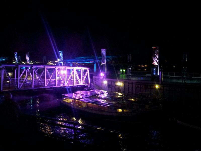 2015/10/22 - Norwegian Escape - Crociera lancio - Amburgo-uploadfromtaptalk1445547140938-jpg