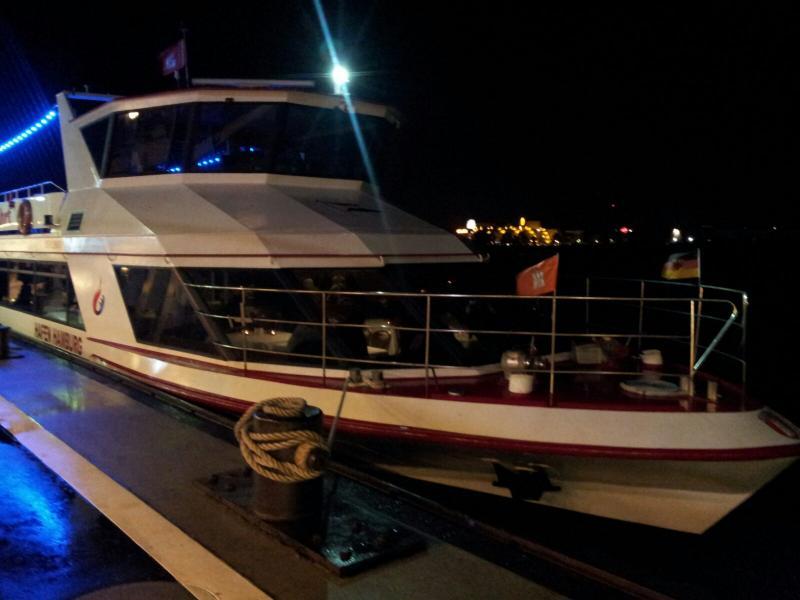 2015/10/22 - Norwegian Escape - Crociera lancio - Amburgo-uploadfromtaptalk1445547243105-jpg