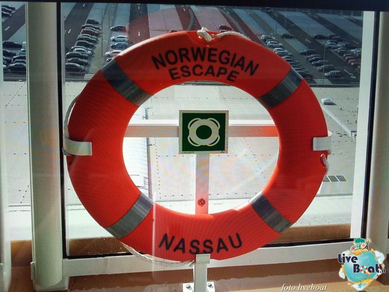 2015/10/23 - Norwegian Escape - Crociera lancio - Amburgo, imbarco-2foto-liveboat-norwegian-escape-jpg