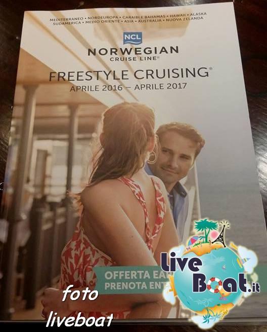 2015/10/24 - Norwegian Escape - Crociera lancio - navigazione-10foto-liveboat-norwegian-escape-jpg