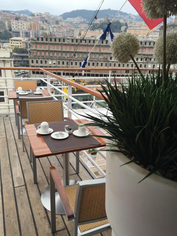 2015/10/27 Visita nave  Artania di Phoenix Reisen a Genova-imageuploadedbytapatalk1445956170-054710-jpg