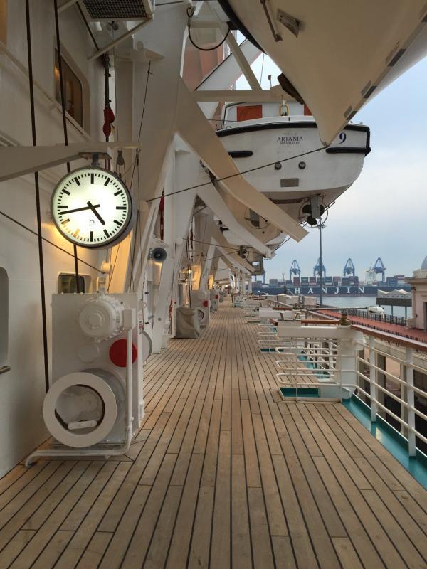 2015/10/27 Visita nave  Artania di Phoenix Reisen a Genova-imageuploadedbytapatalk1445965424-291081-jpg