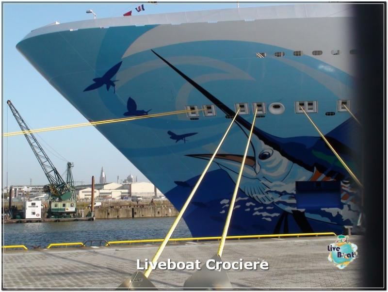 2015/10/23 - Norwegian Escape - Crociera lancio - Amburgo, imbarco-norwegianescape-amburgo-4-jpg