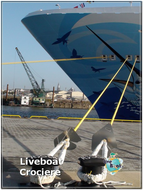 2015/10/23 - Norwegian Escape - Crociera lancio - Amburgo, imbarco-norwegianescape-amburgo-6-jpg