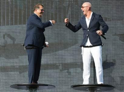 Pitbull battezza la Norwegian Escape con una performance memorabile-untitled1-jpg