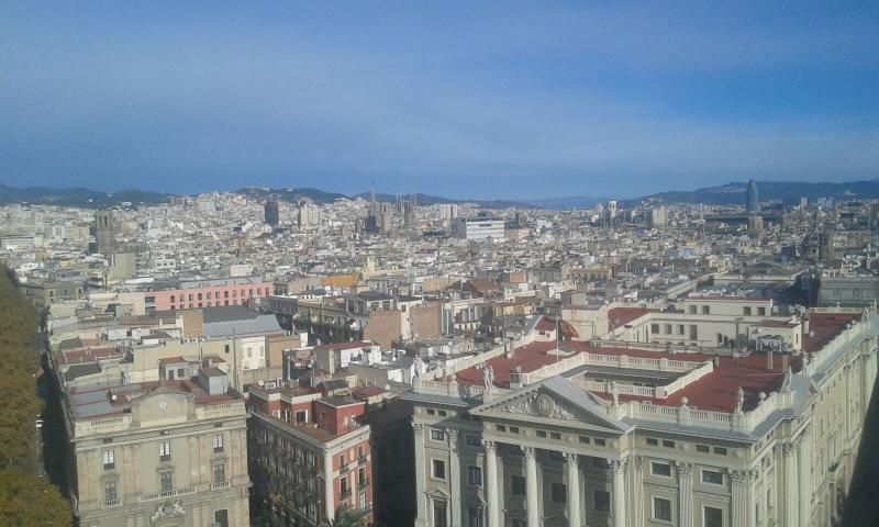 2015/11/22 Costa Favolosa, Barcellona-uploadfromtaptalk1448186952420-jpg