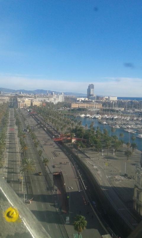 2015/11/22 Costa Favolosa, Barcellona-uploadfromtaptalk1448187004435-jpg