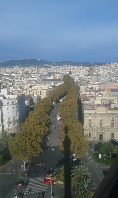 2015/11/22 Costa Favolosa, Barcellona-uploadfromtaptalk1448187046852-jpg
