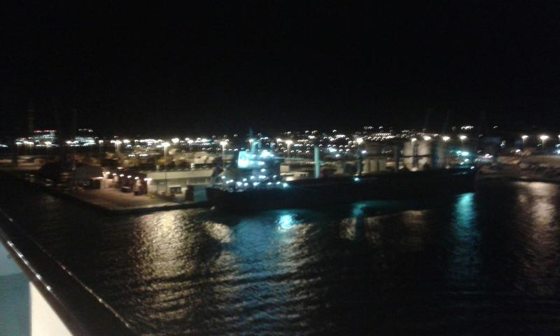 2015/11/26 Costa Favolosa, Civitavecchia-uploadfromtaptalk1448571817300-jpg