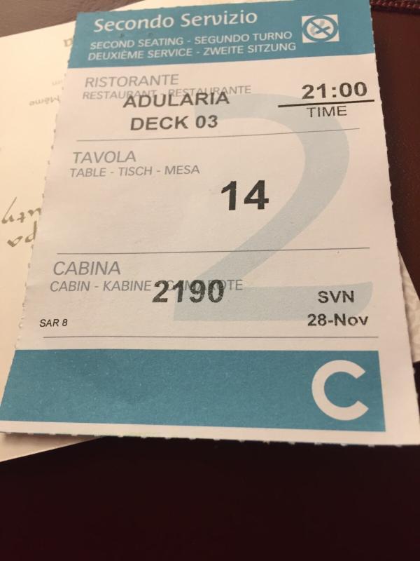 2015/11/28 Costa Diadema Partenza da Savona-uploadfromtaptalk1448730919058-jpg