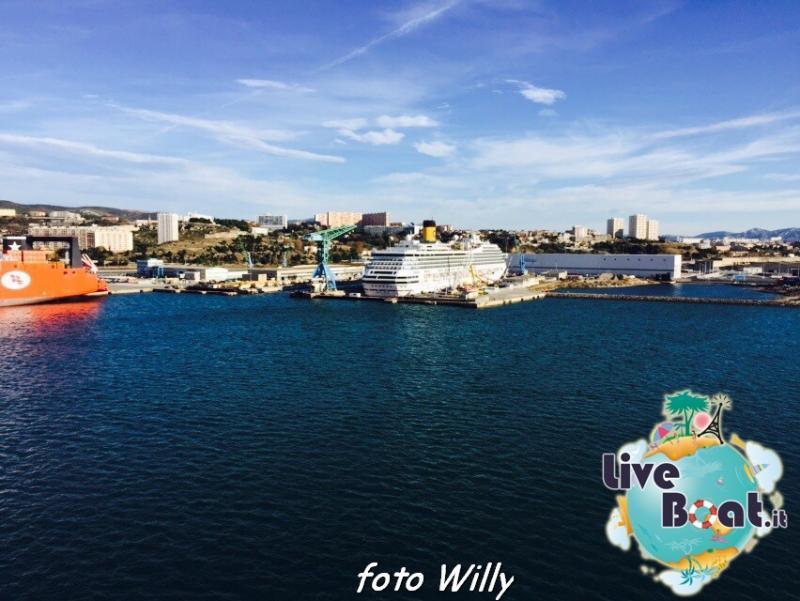 Costa Fortuna a Marsiglia prima del suo arrivederci al Mediterraneo-2foto-liveboat-costa-fortuna-jpg