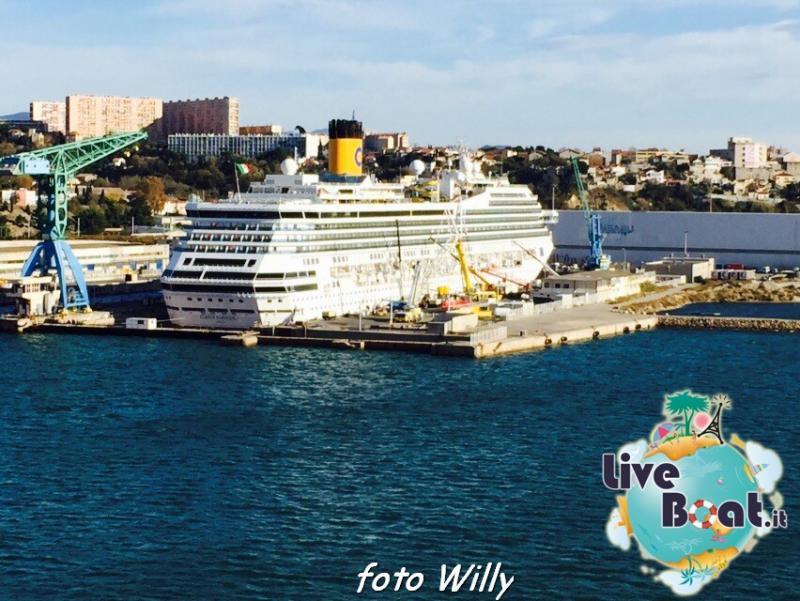 Costa Fortuna a Marsiglia prima del suo arrivederci al Mediterraneo-3foto-liveboat-costa-fortuna-jpg
