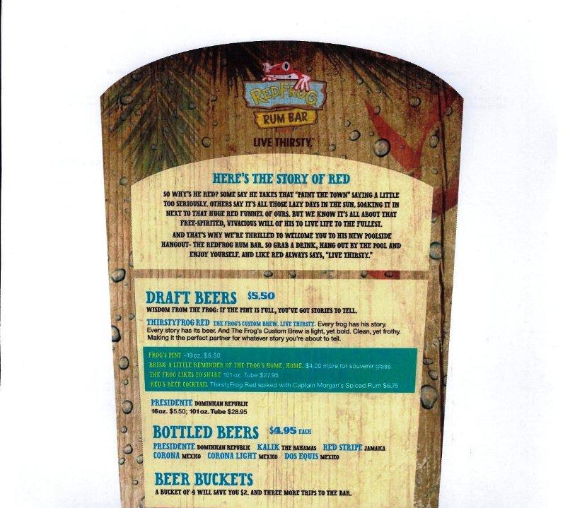 """Red Frog Rum Bar"" di Carnival Sunshine-carnival-sunshine-liveboat-01-jpg"