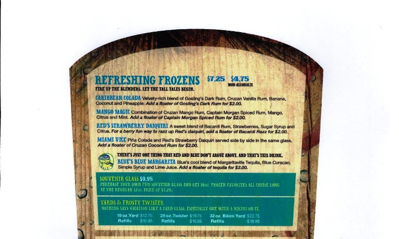 """Red Frog Rum Bar"" di Carnival Sunshine-carnival-sunshine-liveboat-03-jpg"