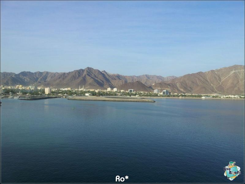 Cosa visitare a Khor Fakkan e Fujairah-liveboat306-crociere-msc-musica-dubai-emirati-arabi-jpg