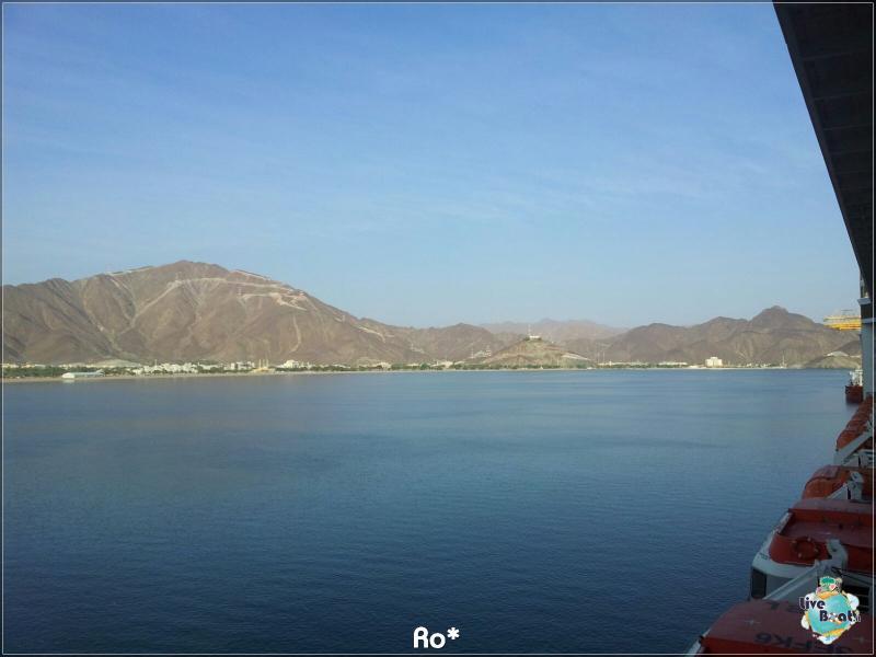 Cosa visitare a Khor Fakkan e Fujairah-liveboat307-crociere-msc-musica-dubai-emirati-arabi-jpg