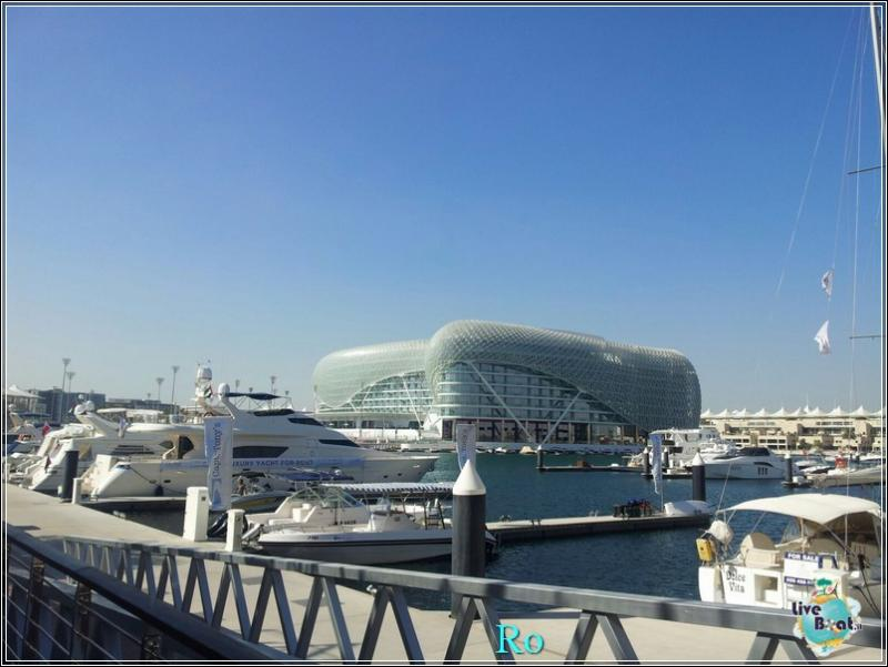 Cosa visitare ad Abu Dhabi-foto-msc-poesia-abu-dhabi-crociera-blogger-forum-crociere-liveboat-11-jpg