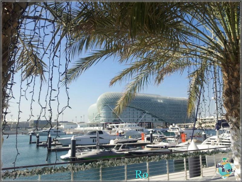 Cosa visitare ad Abu Dhabi-foto-msc-poesia-abu-dhabi-crociera-blogger-forum-crociere-liveboat-22-jpg