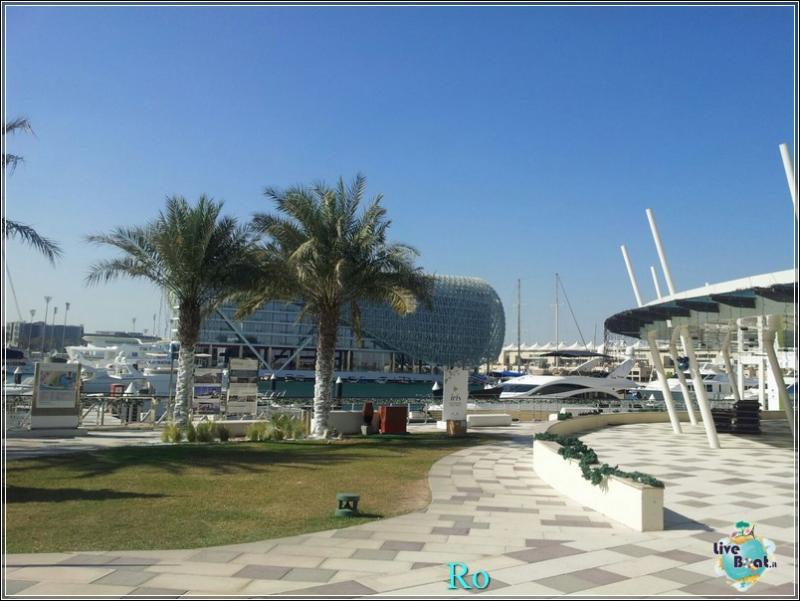 Cosa visitare ad Abu Dhabi-foto-msc-poesia-abu-dhabi-crociera-blogger-forum-crociere-liveboat-27-jpg