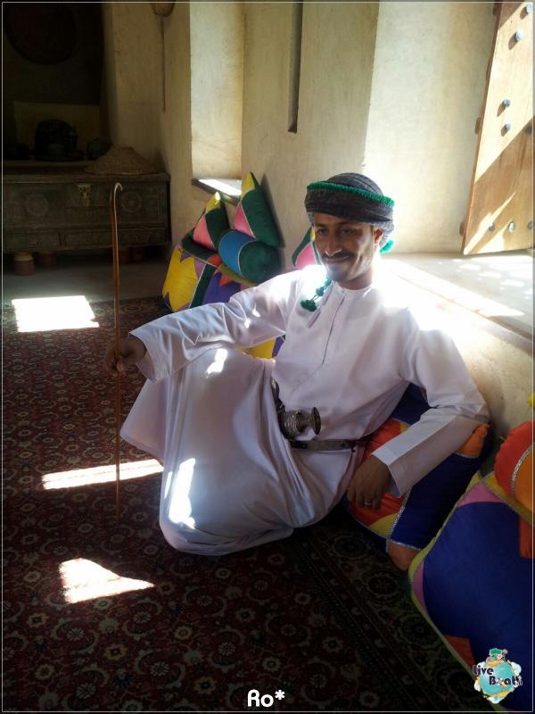 Cosa visitare a Muscat -Oman--liveboat405-crociere-msc-musica-dubai-emirati-arabi-jpg