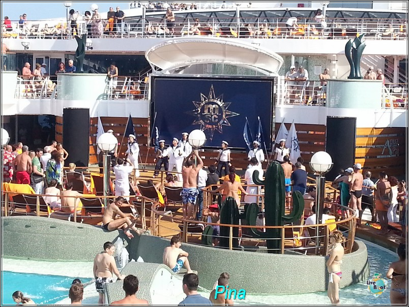 MSC Preziosa mini-crociera Marsiglia Genova Napoli-324mscpreziosaliveboat-jpg