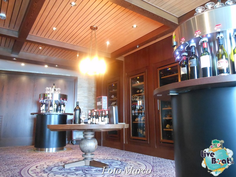 """Cellar Masters"", il wine bar di Eclipse-8foto-liveboat-celebrity-eclipse-jpg"