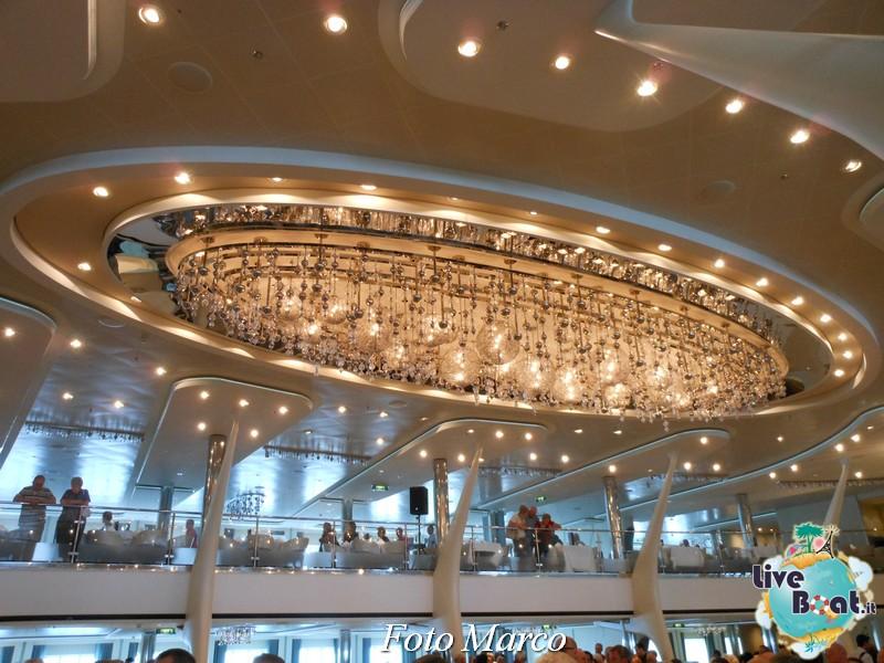 """""""Moonlight Serenata"""" il ristorante principale di Eclipse-4foto-liveboat-celebrity-eclipse-jpg"""