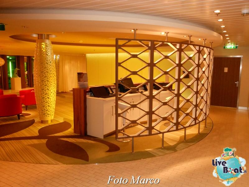 La spa - beauty center di Eclipse-2foto-liveboat-celebrity-eclipse-jpg