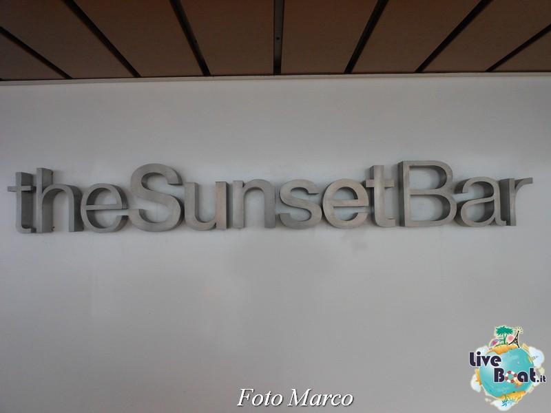 """The sunset bar"" il bar panoramico a poppa di Eclipse-1foto-liveboat-celebrity-eclipse-jpg"