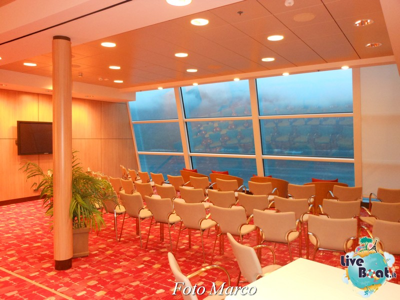 La sala conferenze di Eclipse-1foto-liveboat-celebrity-eclipse-jpg