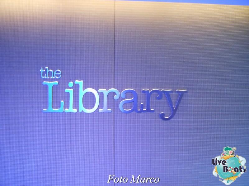 """""""The Library"""" la biblioteca da sogno di Eclipse-1foto-liveboat-celebrity-eclipse-jpg"""