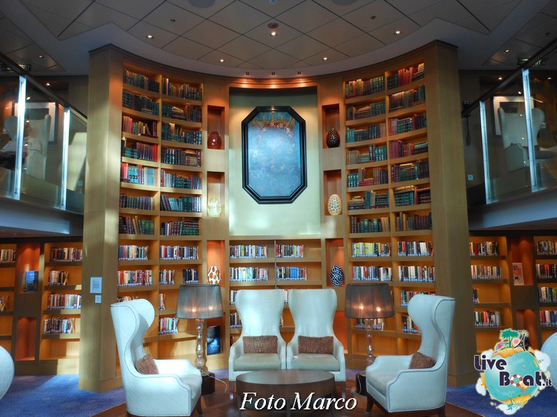 """""""The Library"""" la biblioteca da sogno di Eclipse-2foto-liveboat-celebrity-eclipse-jpg"""