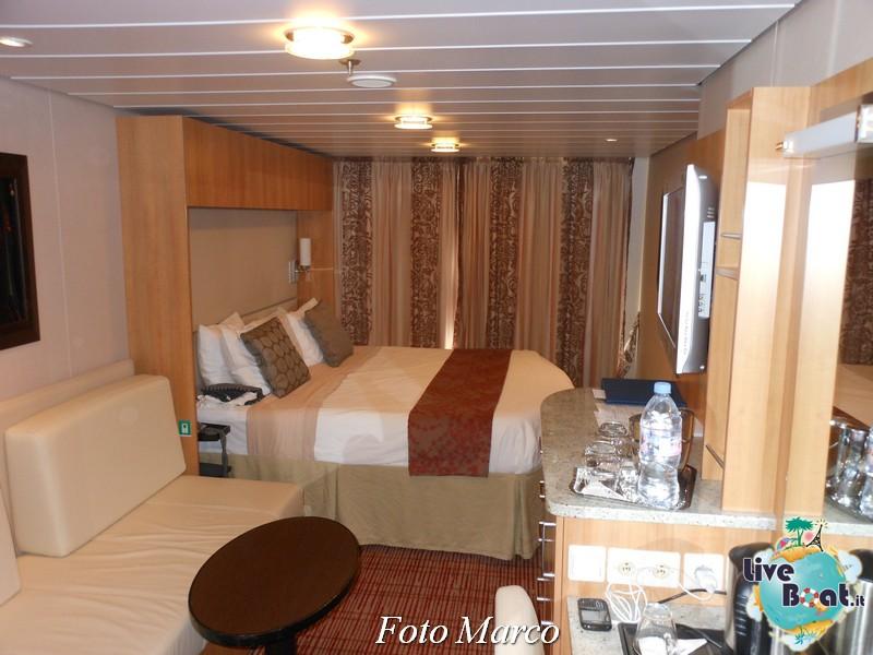 Un esempio di cabina esterna con balcone di Eclipse-2foto-liveboat-celebrity-eclipse-jpg