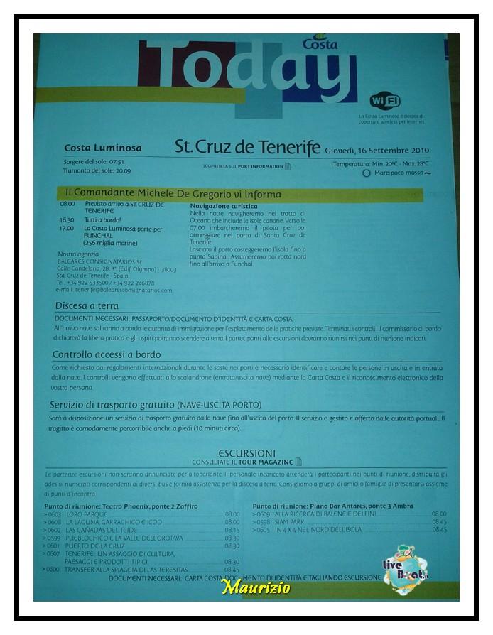 """Costa Luminosa """"Isole del Sole"""" Settembre 2010-today-costa-luminosa-ricordi-crociera1-jpg"""