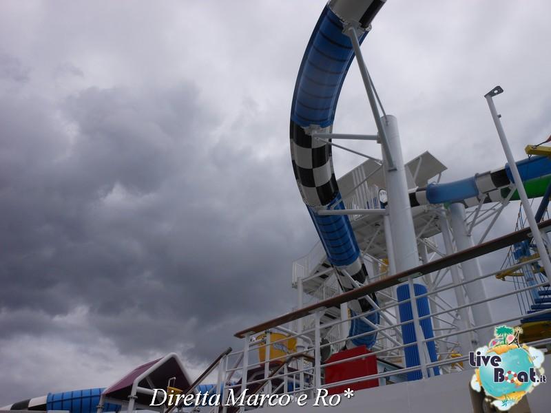 """""""Carnival WaterWorks"""", l'area scivoli di Carnival Sunshine-88-carnival-sunshine-liveboat-jpg"""
