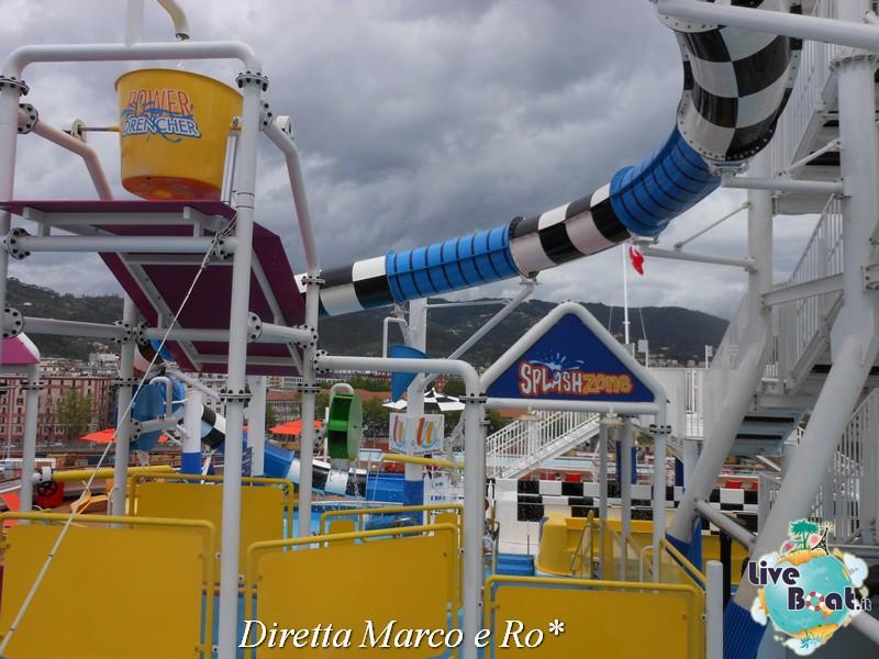 """""""Carnival WaterWorks"""", l'area scivoli di Carnival Sunshine-89-carnival-sunshine-liveboat-jpg"""